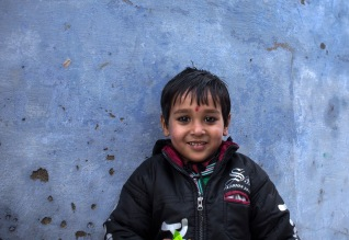 Boy in Amritsar