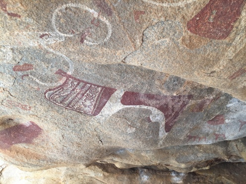 Rock paintings of Laas Geel