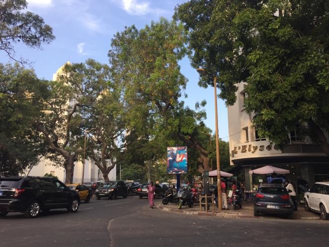 Dakar Plateau - vieille ville
