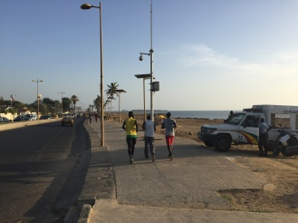 Corniche de Dakar